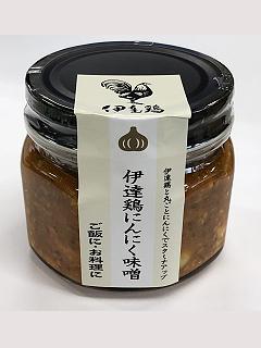 伊達鶏にんにく味噌