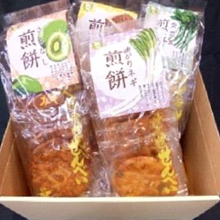 コシヒカリ米せんべいセット