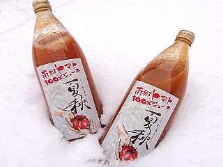 南郷トマト100%ジュース「夏秋」1000g